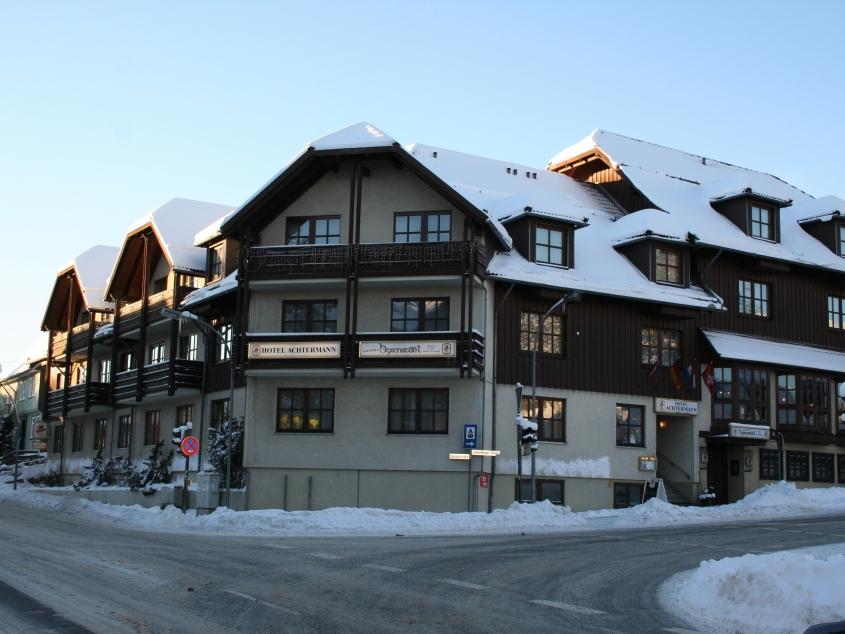 *** Hotel Achtermann