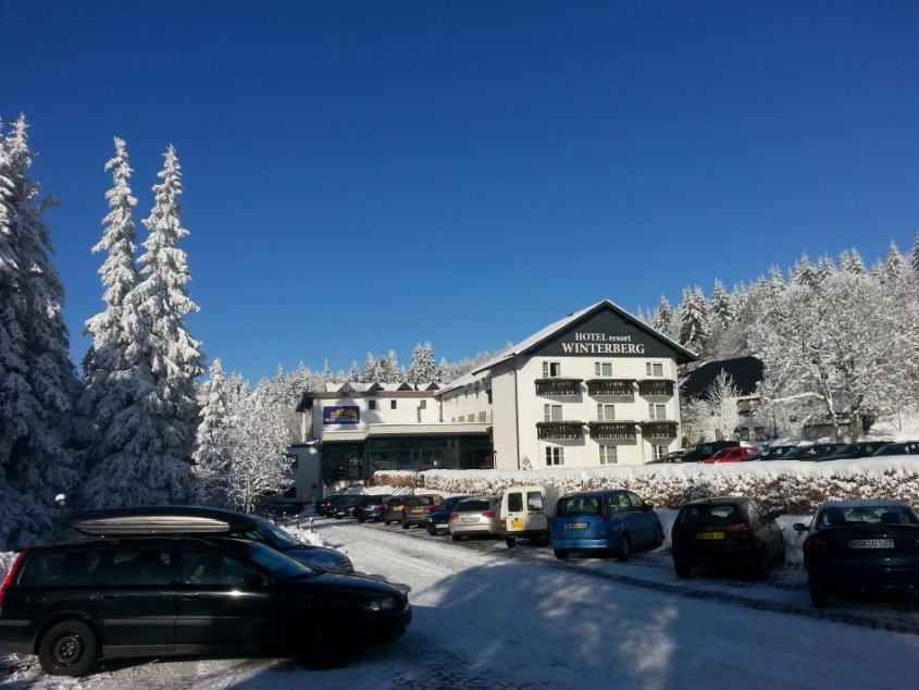 *** Hotel Winterberg, ski in/out