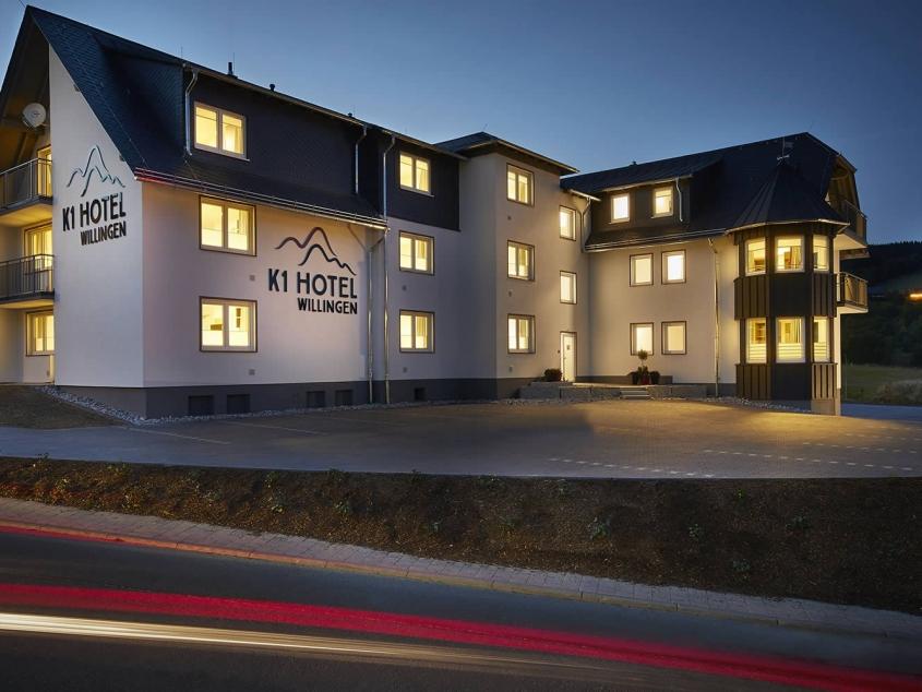 *** Hotel K1, ski in/out